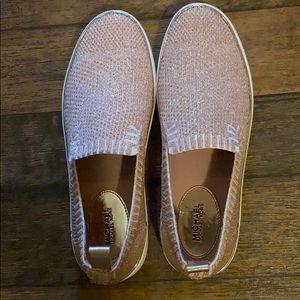 Pink Michael Kors shoes